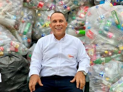 Rafael Ignacio Dickson Cassab: el súper embajador del reciclaje