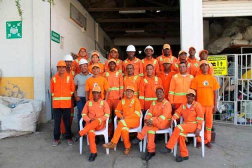 Centro de Acopio Cartagena Amigable, tres años aportando al reciclaje de la ciudad