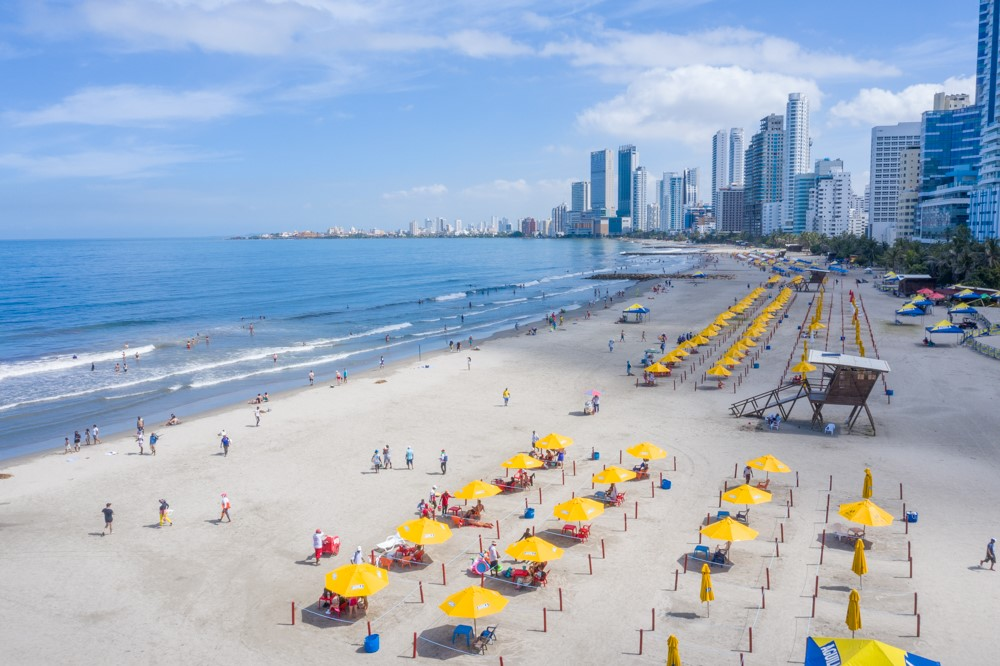 Playas bioseguras con Economía Circular